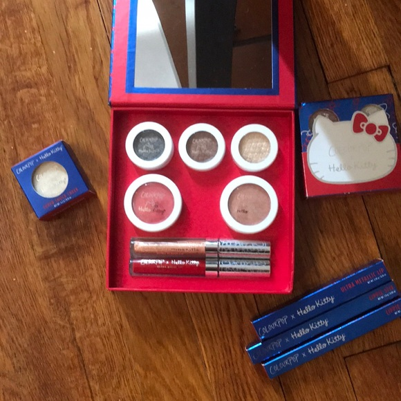 5b7c41249 Colourpop Other - Colourpop Hello Kitty Collection (Limited Edition)